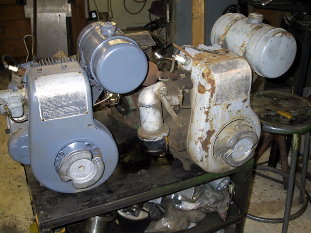 Stationary antique engines for autos post for Stationary motors for sale